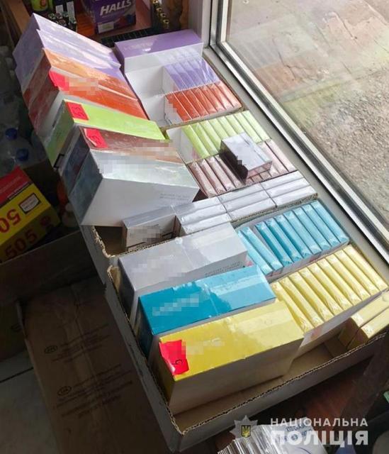 коап торговля табачными изделиями
