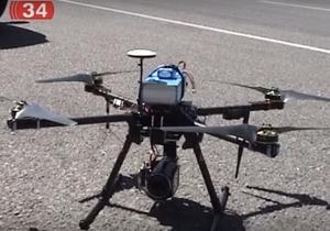 ГАИ намерено использовать беспилотники для наблюдения за дорожным движением
