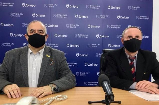 В Днепре финансирование социальной защиты чернобыльцев и воинов-интернационалистов возросло более чем втрое